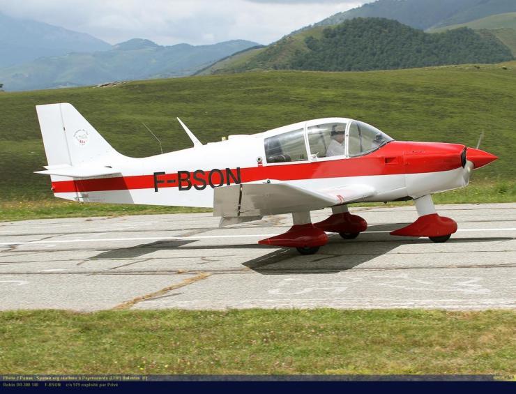 DR-300_F-BSON_Peyresourde_(LFIP)-Balestas__(F)-24634-par-SpotAir