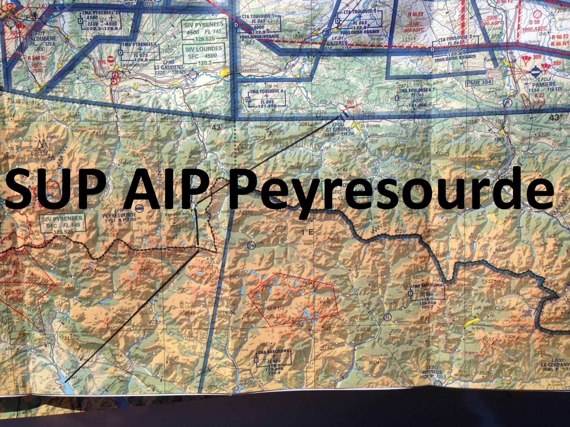 SUP AIP Peyresourde